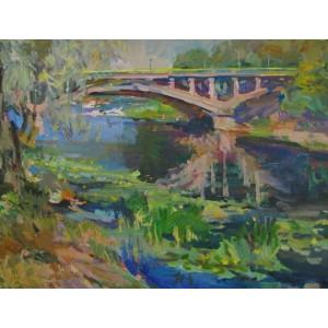 Міст на Русанівці