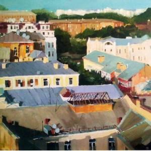 Городские крыши