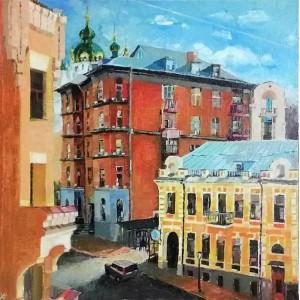 Андреевский, Киев