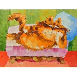 Диваноспальний кіт
