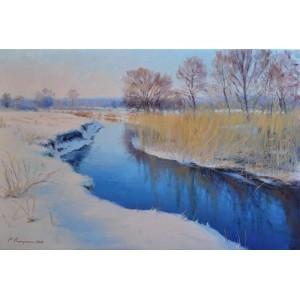 Зимой у реки