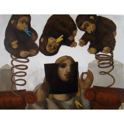 Мавпи мовчать