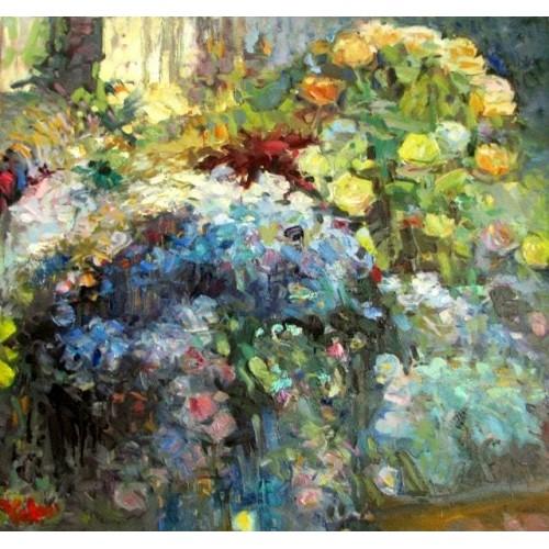 Цветочная импрессия