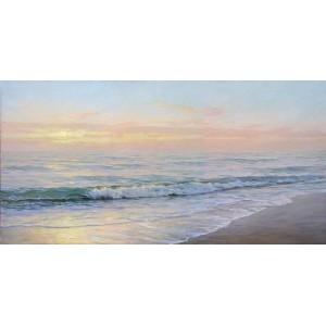 Рассвет. Море