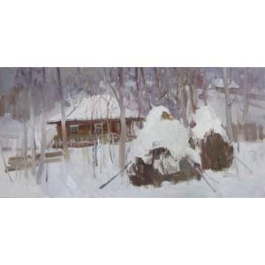Насипало снігу