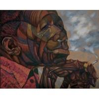 Картины джазовой серии