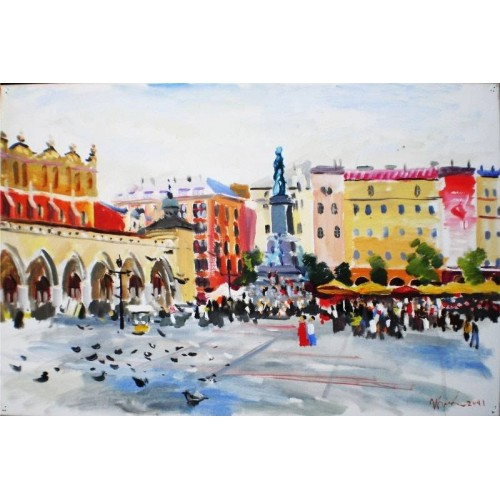 Площадь Рынек, Краков