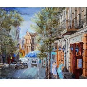 Киев, улица Михайловская