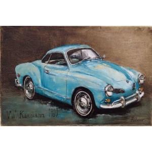 Volkswagen Karmann 1960