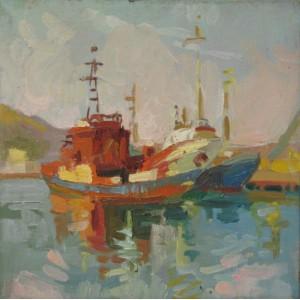 Кораблик в Инкермане