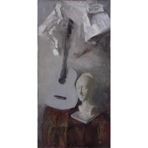 Натюрморт з гітарою