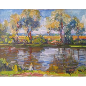 Беріг озера