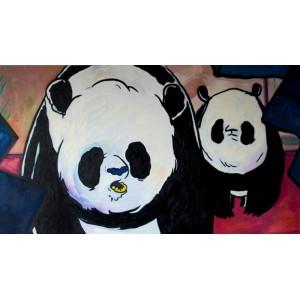Гангста-панды