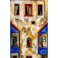 Дом с аркой