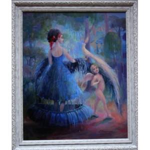 Встреча с розовым ангелом