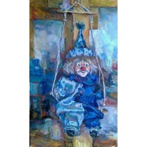 Блакитний клоун