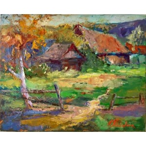 Карпатская осень