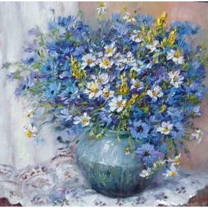 Полевые цветы 3