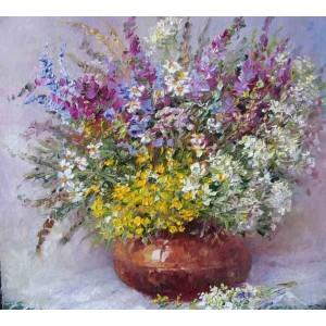 Полевые цветы 4