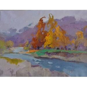 Осень в Негровце