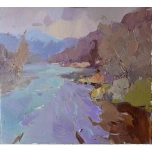 Река Теребля