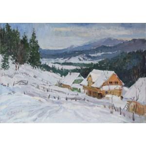 Зима а Ворохте