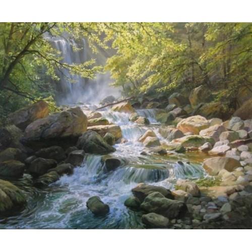 Вода и камень