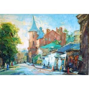 Київ, Ярославів вал