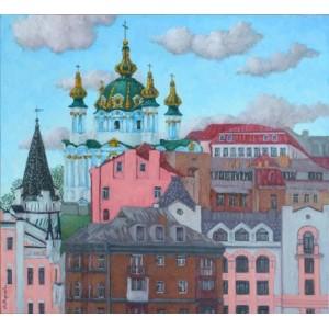 Старовинний Київ