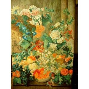 Цветы и фрукты, копия Яна...