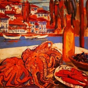 Средиземноморский натюрморт