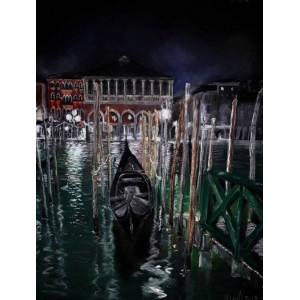 Ночь. Венеция