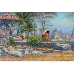 Мамалопурамськи руїни