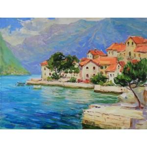Полдень В Черногории