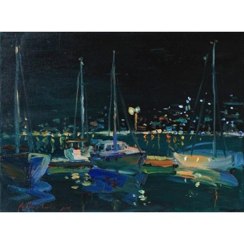 Ночь в заливе