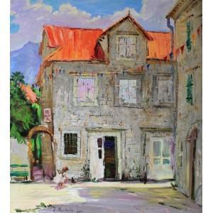 Черногорский дворик