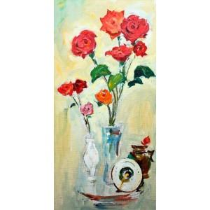 Розы и барометр