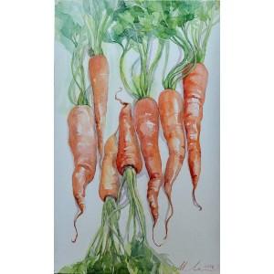 Просто з грядки, морква