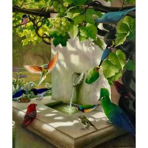 Сад чудесных птиц