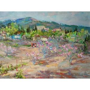 Весна в Краснокаменке