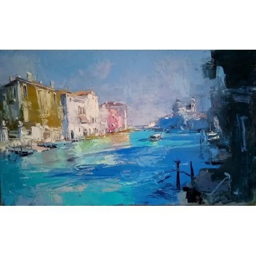 Венеция. Большой Канал