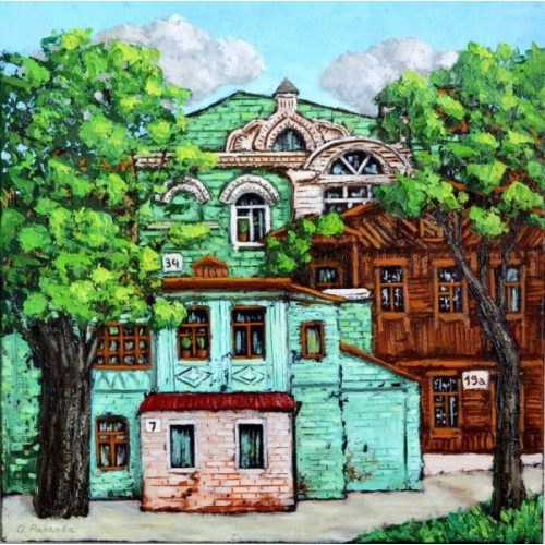 Київські старожили