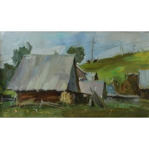 Карпатский хутор