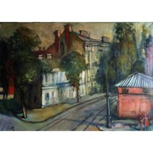 Улица Старопортофранковская