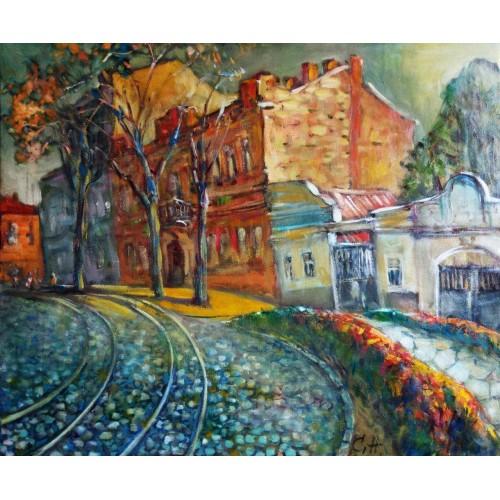 Улица Градоначальницкая