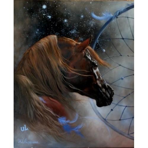 картина маслом, Хранитель снов, Лычагина Юлия