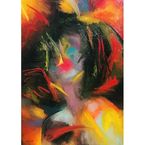 картина маслом, LivLov, Артамонова Анастасия