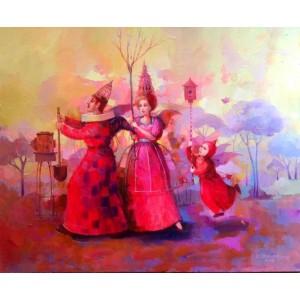 картина маслом, Важное дело, Мацегора Елена