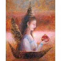 картина маслом, Измерение мудрости, Мацегора Елена
