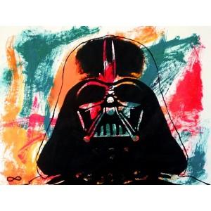 картина акрил, Darth Vader, Ет Сіміян